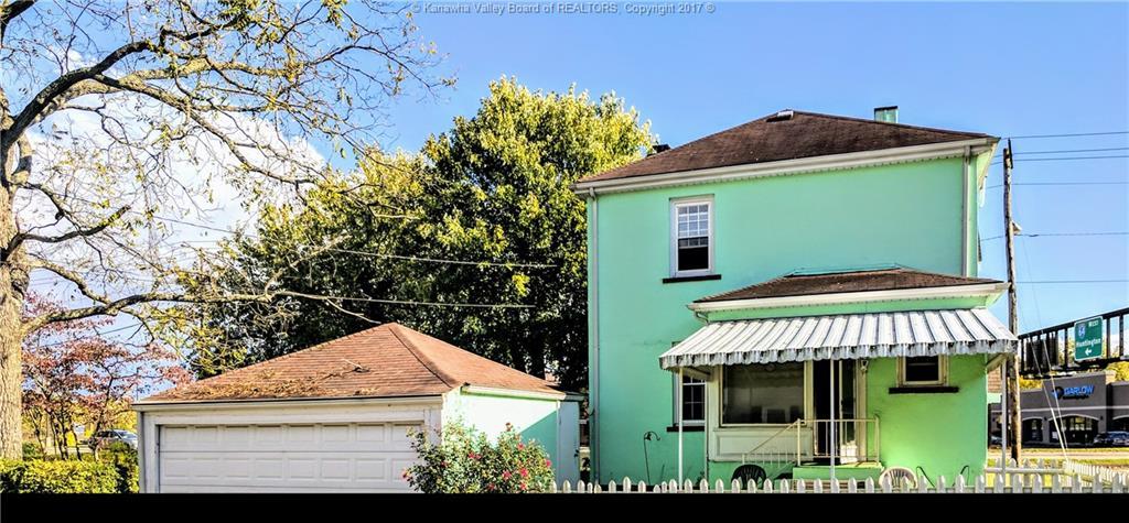Home For Sale 25 Maccorkle Avenue South Charleston Wv